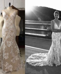 Replica of the Stevie Gown from Made with Love by Darius Cordell
